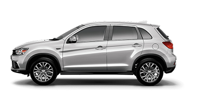 Mitsubishi ASX - Available in Cool Silver
