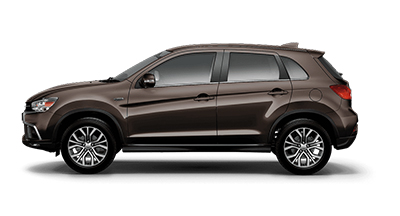 Mitsubishi ASX - Available in Granite Brown