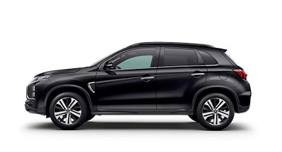 Mitsubishi ASX - Available in Amethyst Black