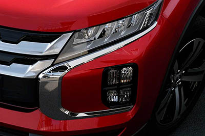 Mitsubishi ASX - LED headlights