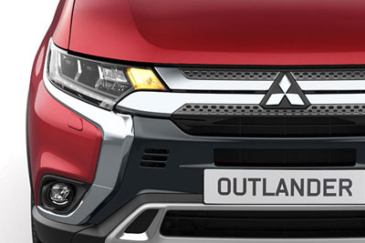 Mitsubishi Outlander - Autolights and Rain Sensors