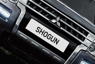 Mitsubishi Shogun - Exceptional Engine