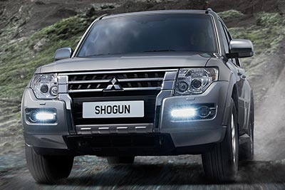 Mitsubishi Shogun - Outstanding Safety