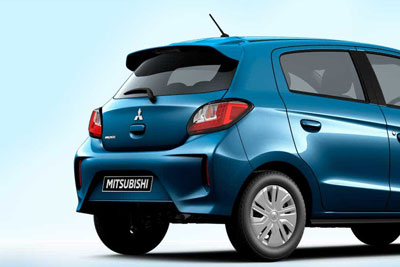 Mitsubishi Mirage - Performance